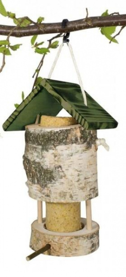 Кормушка для уличных птиц - JR FARM Garden Bar Peanut Tower
