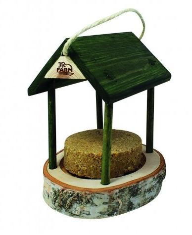 Кормушка для уличных птиц - JR FARM Garden Ring Peanut-Cottage