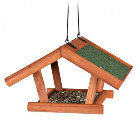 Barotava āra putniem - Trixie Hanging Bird Feeder, 30*18*28 cm