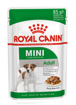 Konservi suņiem - Royal Canin SHN Mini Adult 85 g