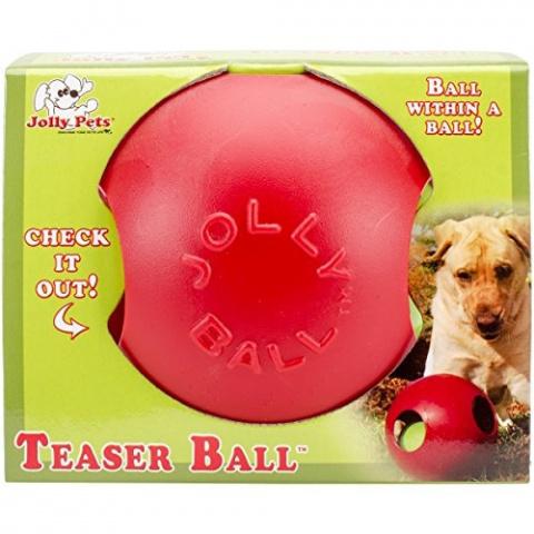 Rotaļlieta suņiem - Jolly Pets Teaser Ball, 10 cm