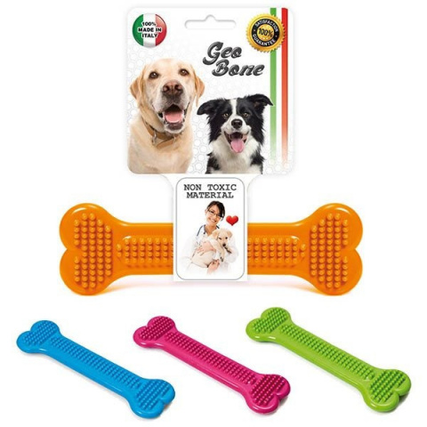 Rotaļlieta suņiem – Avesa Geo Bone, 16 x 5 cm title=