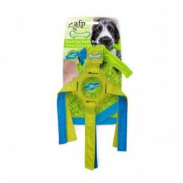 Rotaļlieta suņiem - AFP Elastic Tug Handle Ring