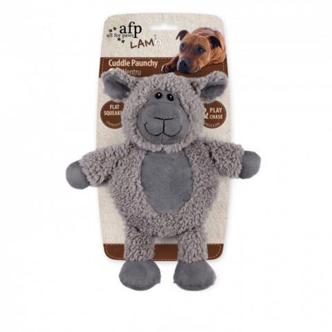 Игрушка для собак – AFP Lambswool Cuddle Paunchy title=