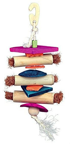 Rotaļlieta putniem - TRIXIE Natural Toy with Sisal Rope, 30 cm