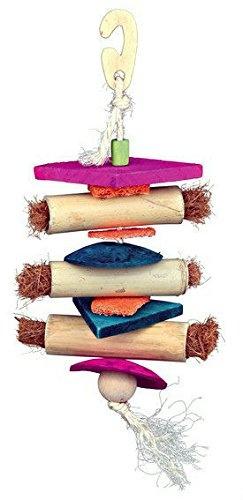 Rotaļlieta putniem - TRIXIE Natural Toy with Sisal Rope, 30cm