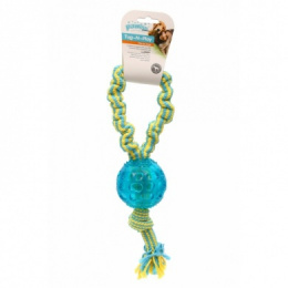 Rotaļlieta suņiem - Pawise Tug-O-Play (Ball)