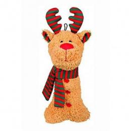 Rotaļlieta suņiem - Trixie Xmas dog toy, Bone-shaped, 27 cm