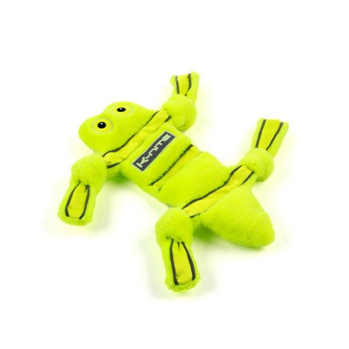 Rotaļlieta suņiem - AFP K-Nite Glowing Manttela Frog