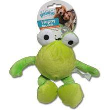 Rotaļlieta suņiem - Pawise Happy Bouncer - Frog L