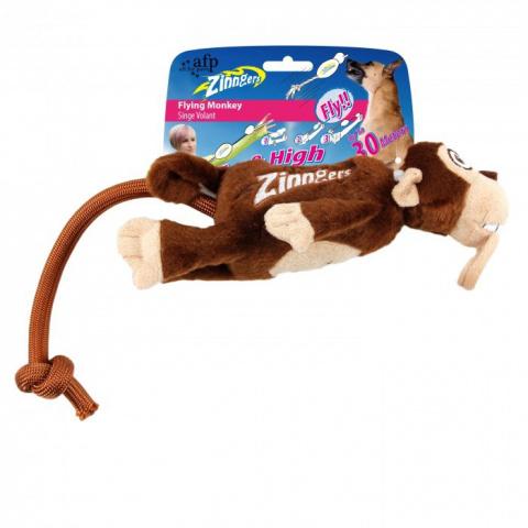 Rotaļlieta suņiem - AFP Zinngers - Flying Monkey
