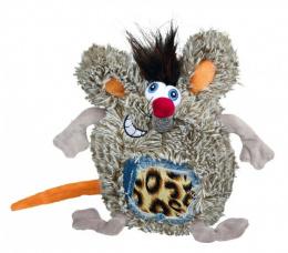 Rotaļlieta suņiem - TRIXIE Rat, plush, 17 cm
