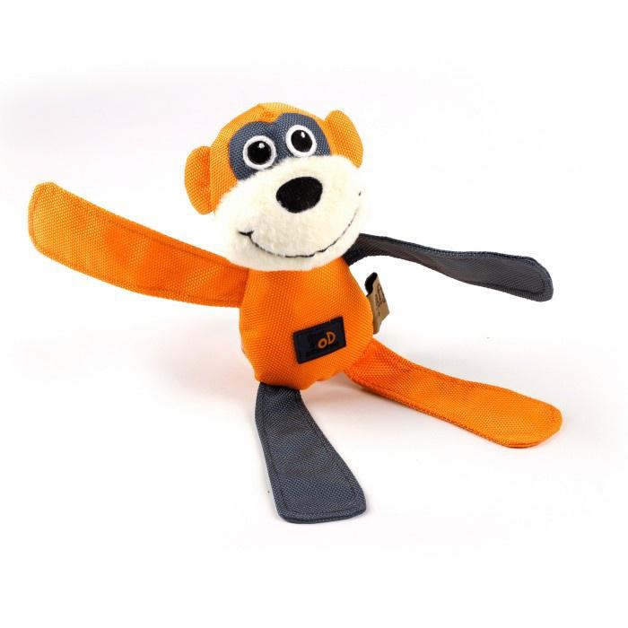 Rotaļlieta suņiem - AFP Outdoor-Ballistic Tugger Monkey
