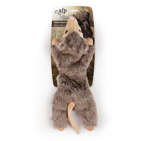 Rotaļlieta suņiem - AFP Woodland Classic - Fabian  Opossum