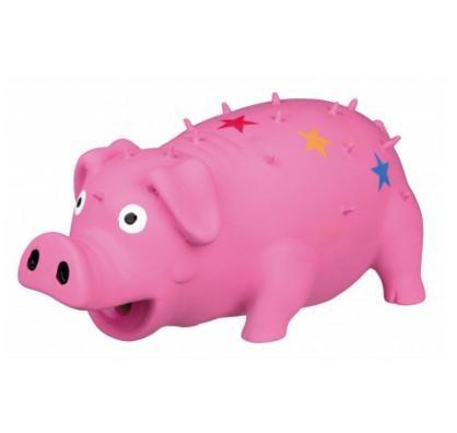Игрушка для собак - Trixie Pig Latex, 16 см