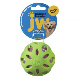 Rotaļlieta suņiem - Jolly Pets Crackle Ball Small
