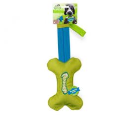 Rotaļlieta suņiem - AFP Elastic Tug Soft Bone