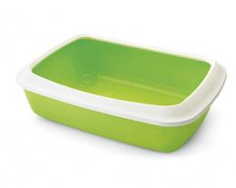 Туалет для кошек - Savic Iriz 42 + rim, green