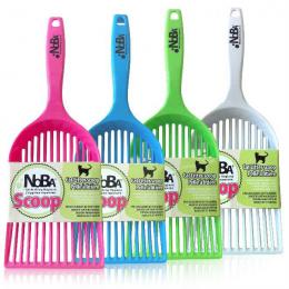 Лопатка для кошачьего туалета – Noba Scoop, Pink