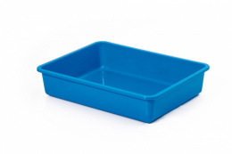 Tualete kaķiem - Avesa Max rectangular tray 43x33x9