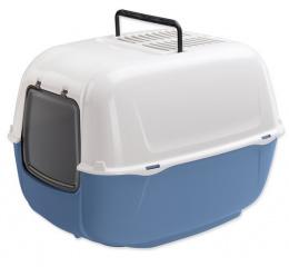 Туалет для кошек - FERPLAST Prima blue, 39.5 cм