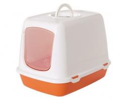 Tualete kaķiem - Savic Oscar, oranža, 50*37*39cm