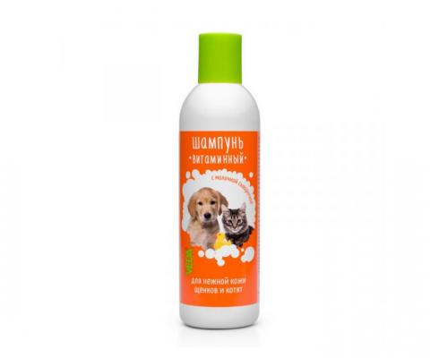 """Шампунь для собак - VEDA """"Fiļa"""", 220 ml"""