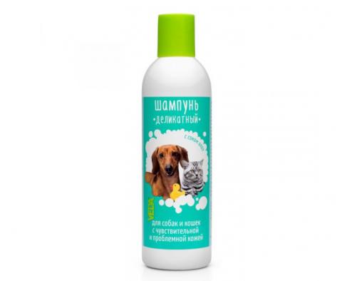 """Šampūns suņiem un kaķiem - VEDA """"Peggi"""", 220 ml"""