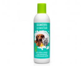 """Šampūns suņiem un kaķiem - VEDA """"Peggi"""" 220 ml"""