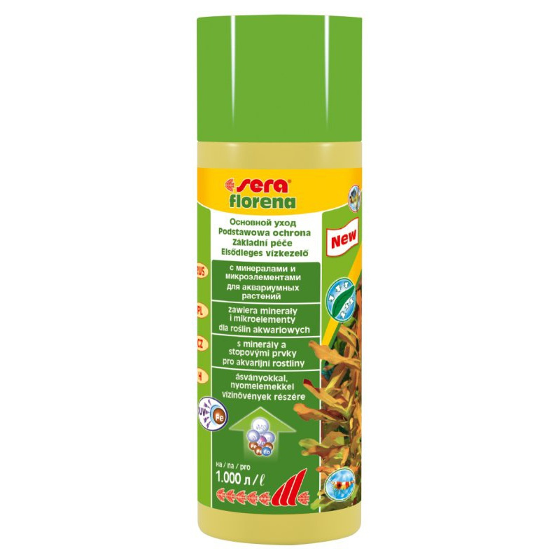 Augu kopšanas līdzeklis - Sera Florena, 250 ml