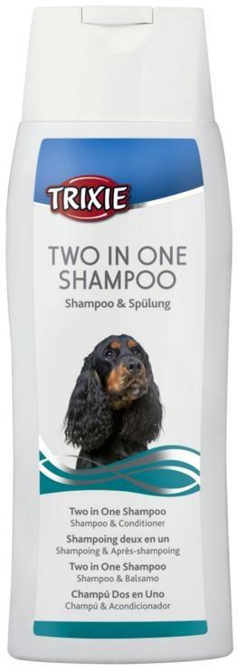 Šampūns suņiem - Trixie Two in One Shampoo 250 ml