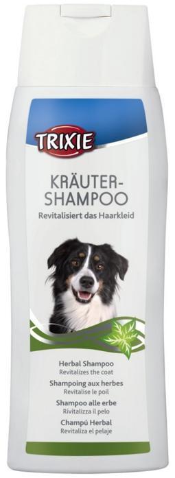 Шампунь для собак - Trixie Krauter Shampoo 250 ml