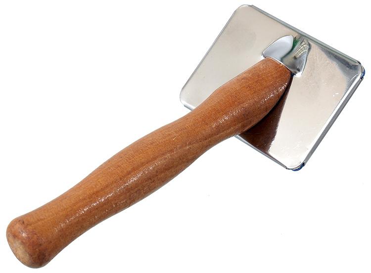 Ķemme dzīvniekiem - DogFantasy Brush, wooden, small