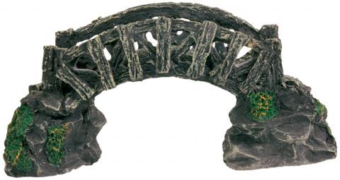 Dekors akvārijem - Bridge 17cm title=