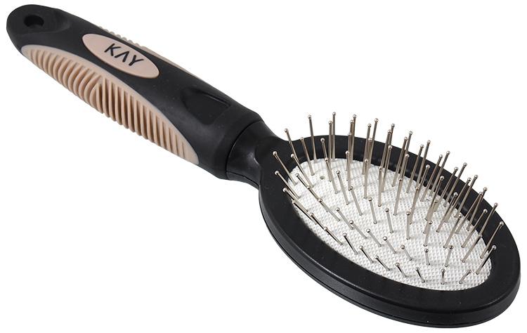 Расческа для животных  - KAY Wire pin brush, S