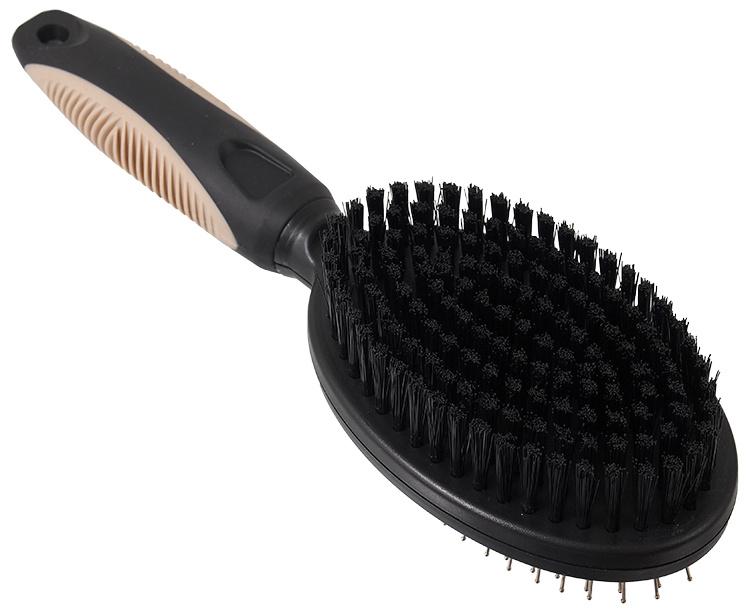 Расческа для животных  - KAY Double pin brush, L