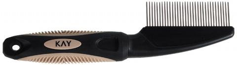 Ķemme dzīvniekiem - KAY Close Teeth Comb