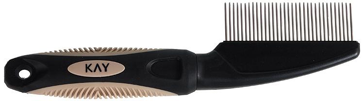 Расческа для животных - KAY Close Teeth Comb