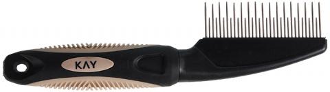 Ķemme dzīvniekiem - KAY Teeth Type Comb