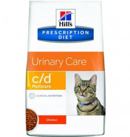 Veterinārā barība kaķiem - Hill's Feline c/d, 5 kg