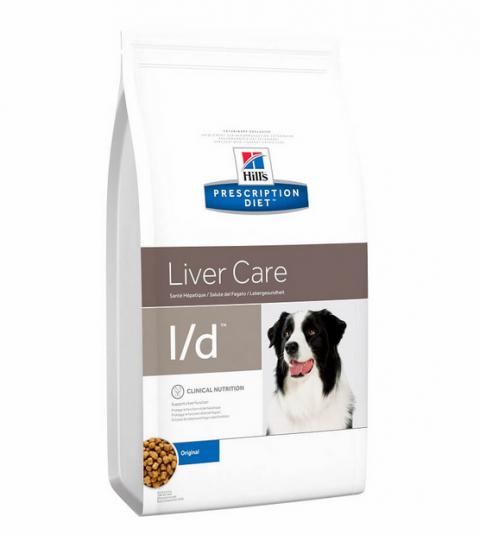 Veterinārā barība suņiem - Hill's Canine l/d, 5 kg