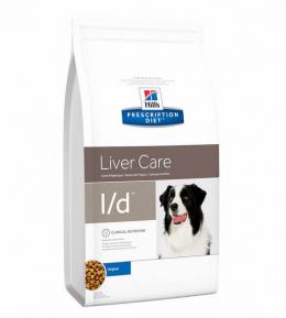 Ветеринарный корм для собак - Hill's Canine l/d,  5 кг