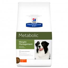 Veterinārā barība suņiem - Hill's Canine Metabolic, 4 kg