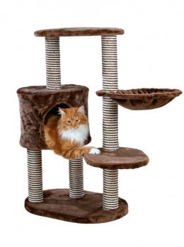 """Mājiņa kaķiem - Trixie """"Moriles"""" Scratching Post, brūna, 99cm"""