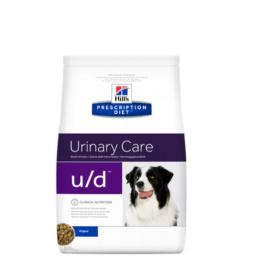 Veterinārā barība suņiem - Hills Canine u/d, 12 kg