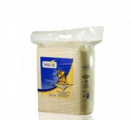 Впитывающие пеленки - Sana-Pet, 60 x 60 см, 30 шт.