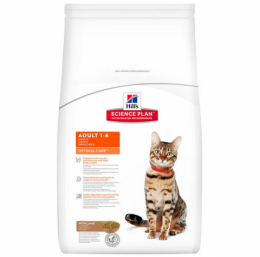 Barība kaķiem - Hills Feline Adult Lamb, 5 kg