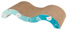 Nagu asināmais - Trixie Mimi scratching wave, 50*9*23 cm