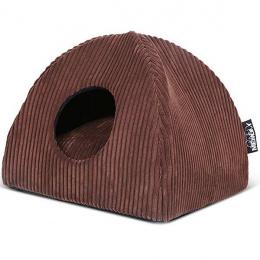 Guļvieta kaķiem - Scruffs Milan Memory Foam Igloo, 35*35*30cm, Navy