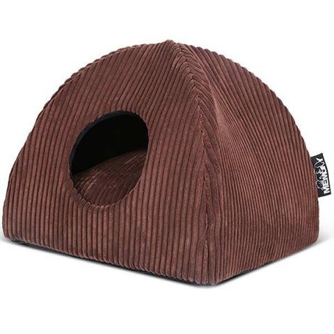 Спальное место для кошек - Scruffs Milan Memory Foam Igloo, 35*35*30cm, темно синий